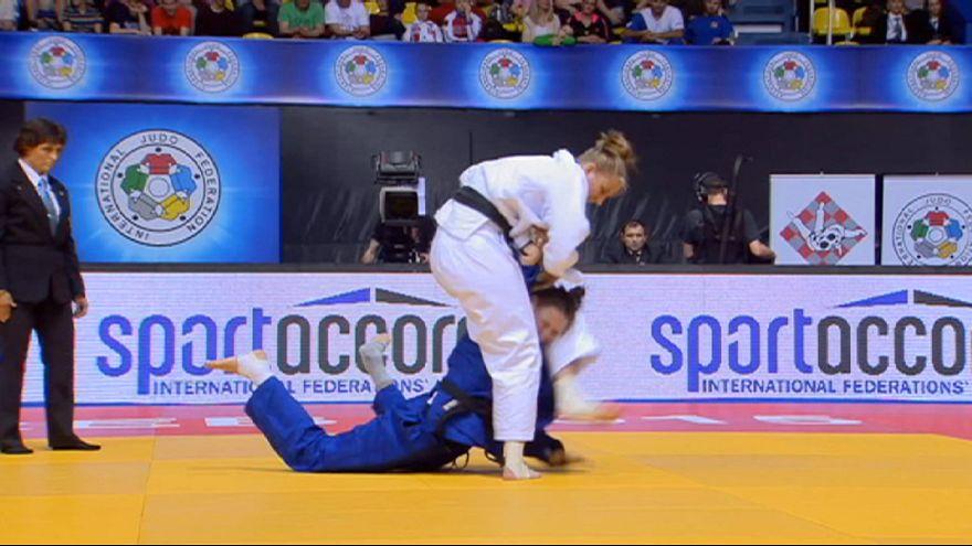 Judo, Grand Prix Zagabria: Kaya perfetta, 4 ippon per l'oro