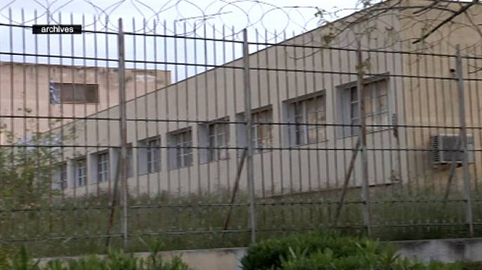 Two die in riot at Greek jail