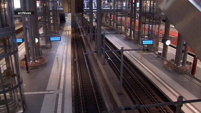 Забастовка работников Deutsche Bahn продлится неделю