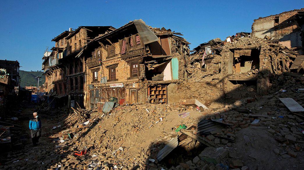 Terremoto en Nepal: La ayuda humanitaria se estanca en el aeropuerto de Katmandú
