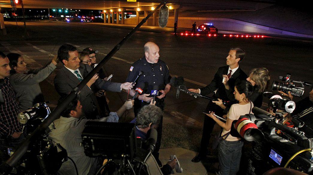 Texas police probe identity of Prophet cartoon contest suspects