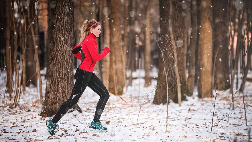 Image: Cold Weather Exercise