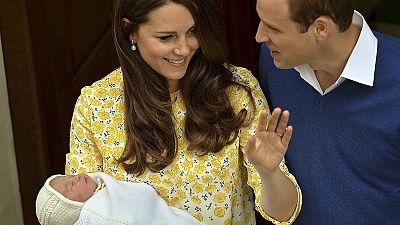 Reino Unido aposta no nome da filha de William e Kate