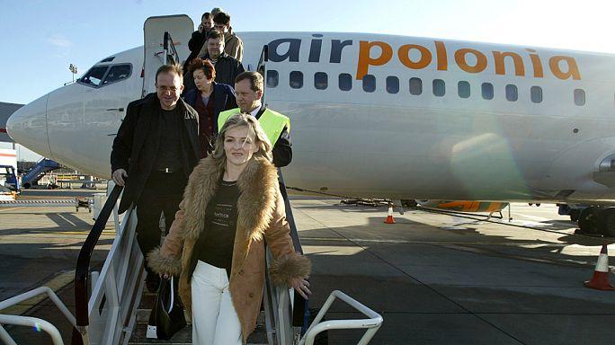 Les Polonais sur le chemin de l'émigration