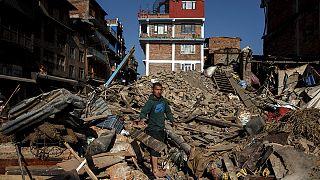 خشية من الرياح الموسمية في النيبال