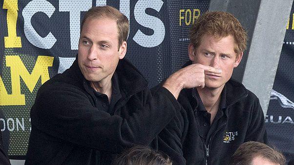 Os irmãos dos futuros reis: a sua vida e as polémicas