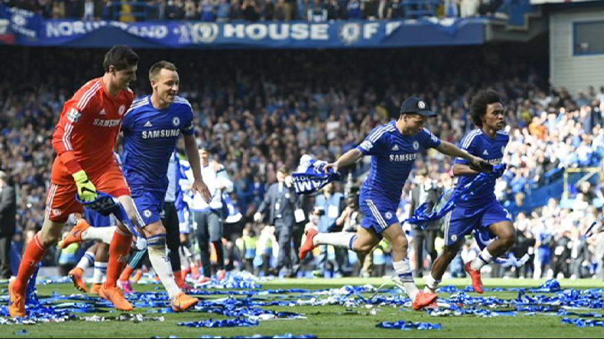 The Corner: El Chelsea y la Juventus se proclaman campeones de liga
