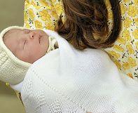 Britain's royal baby named Charlotte Elizabeth Diana