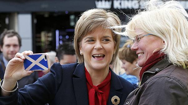 After almost voting to leave UK, Scottish voters are now set to decide its future