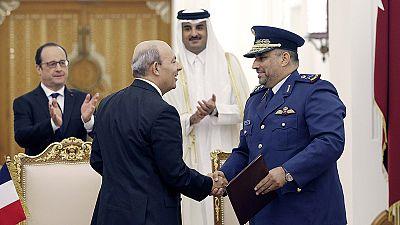 Katar fliegt auf Rafale