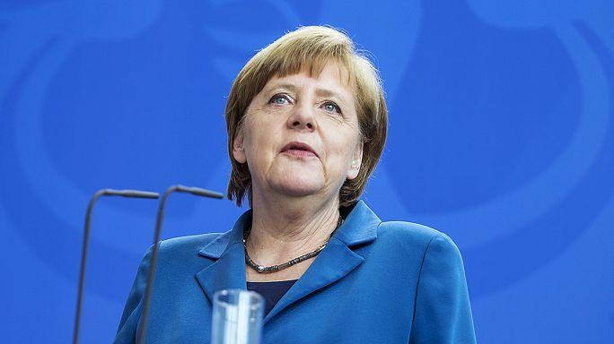 Ангела Меркель высказалась по поводу шпионского скандала
