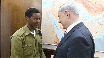 Netanjahu sagt äthiopischstämmigen Israelis Unterstützung zu