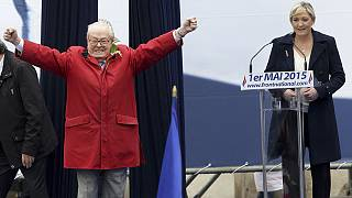 France's Front National suspends founder Jean-Marie Le Pen