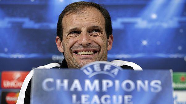 Ligue des champions : la Juve attend le Real de pied ferme