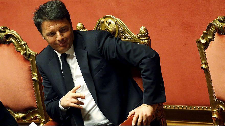 Parlamento italiano aprova nova lei eleitoral
