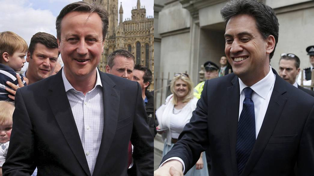 Regno Unito. Cameron e Miliband testa a testa a 3 giorni dal voto