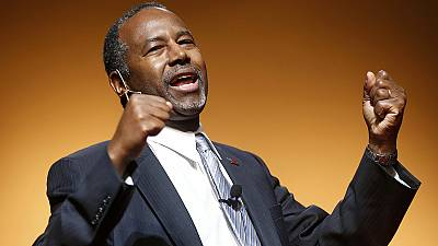 Carson and Fiorina enter crowded race for Republican presidential nomination