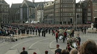 Holanda lembra caídos na II Guerra Mundial