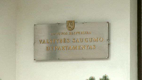 Kémkedésssel vádolnak egy oroszt a litván hatóságok