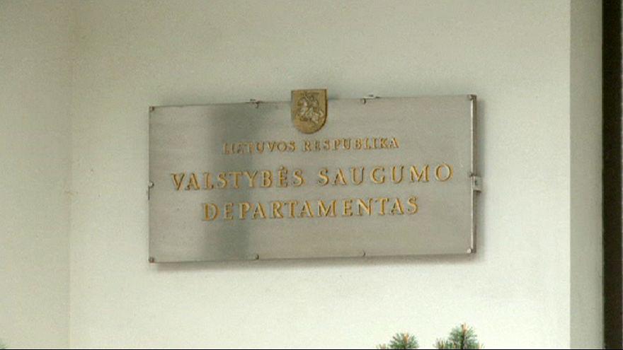 Lituânia detém russo acusado de espionagem