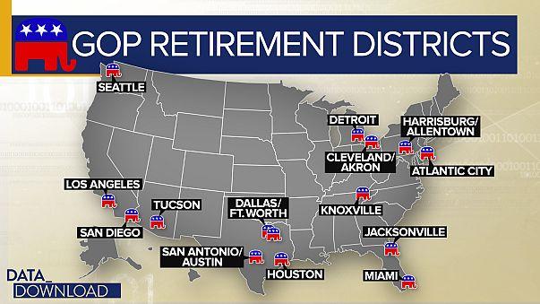 Retirements weaken GOP before 2018 votes cast