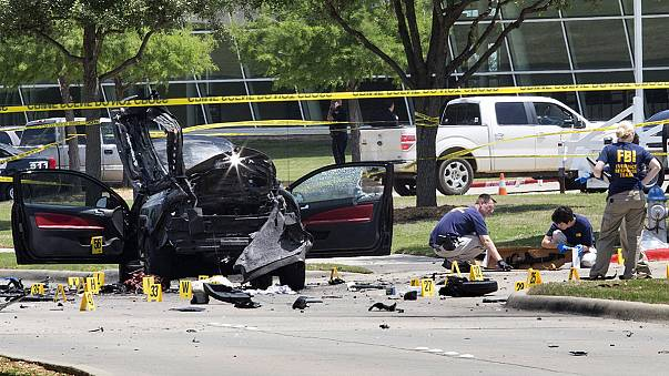 Schüsse in Texas: Kritik an Angriff auf Redefreiheit