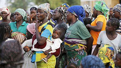 Viele befreite Boko-Haram-Geiseln schwanger