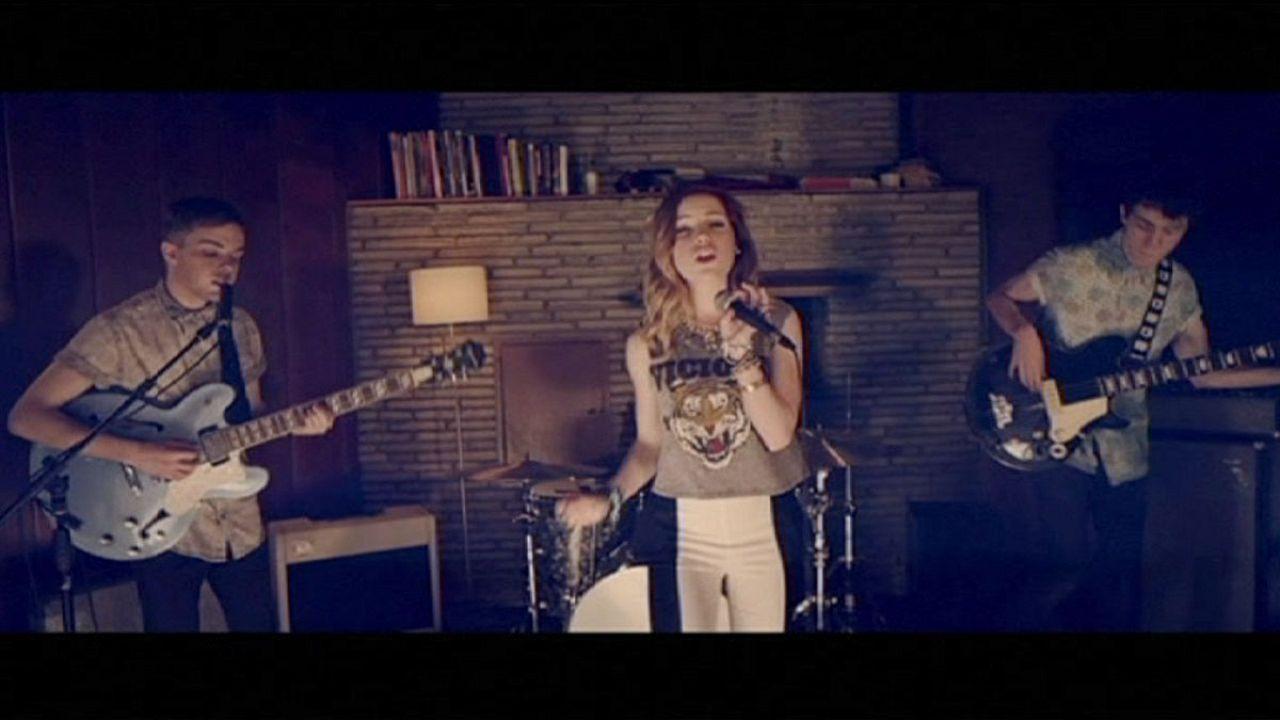 """Banda californiana Echosmith saboreia sucesso de """"Cool Kids"""""""