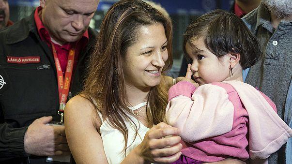 Hazahozta a magyar kislányt Nepálból a Baptista Szeretetszolgálat
