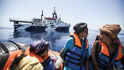 Mare Nostrum / Triton : combien coûte la vie d'un migrant ?