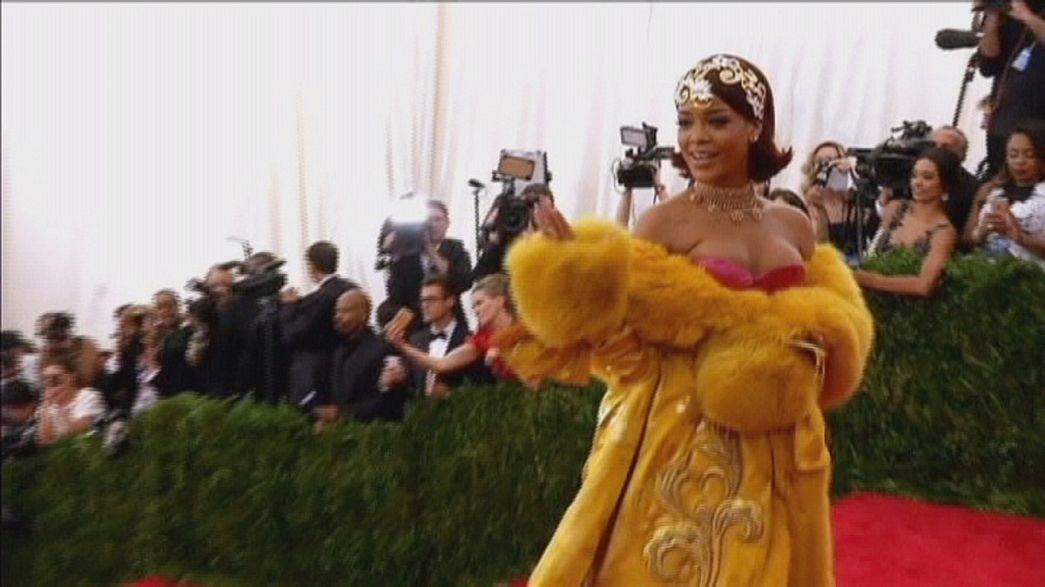 Met Gala: A-listers stun on New York fundraiser red carpet