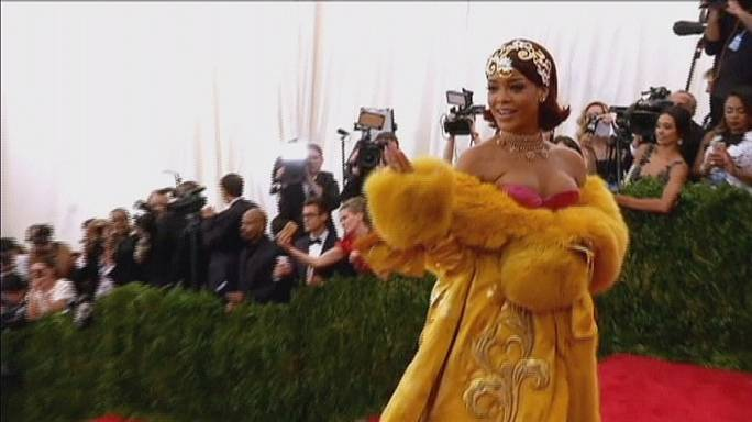 Met Gala: A-listers stun on New York fundraiser red carpet