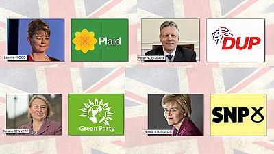 Regno Unito al voto: tre ladies si contendono il ruolo di ago della bilancia