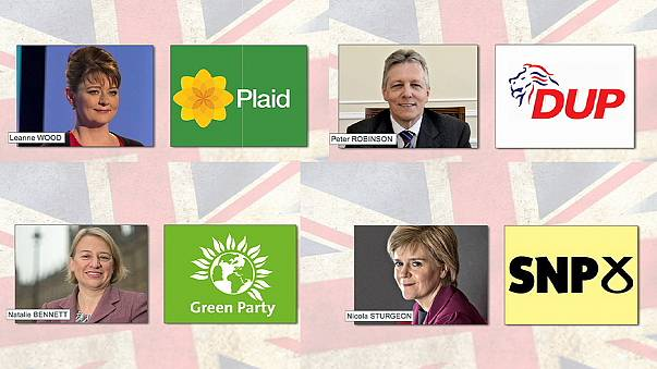 Smaller parties will matter more than ever in upcoming UK parliament