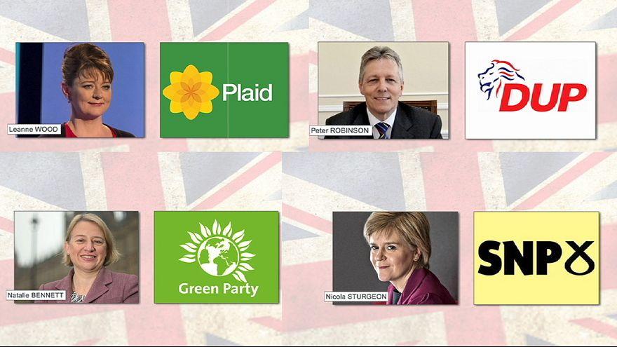 İngiltere'de son 45 yılın en çekişmeli seçimleri yaşanıyor