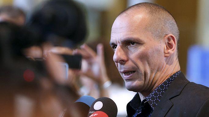 Wirtschaft in der Eurozone wächst, die Nöte Athens bleiben