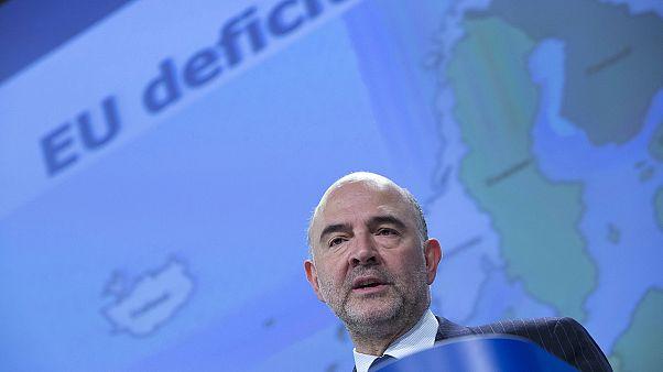 Πιερ Μοσκοβισί: Πιο κοντά σε συμφωνία το επόμενο Eurogroup- Καμία συζήτηση για το χρέος