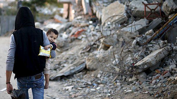 'İsrail ordusu Gazze'de hareket eden her şeye ateş etti'