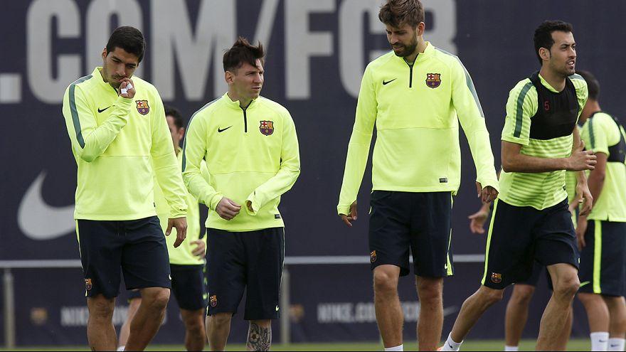 Championsleague Halbfinale: FC Barcelona - FC Bayern München
