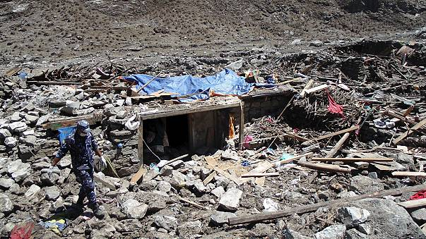 Népal : un village rayé de la carte et un trésor retrouvé