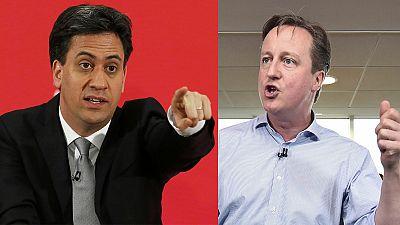 Elezioni Regno Unito: faccia a faccia Cameron-Miliband e si pensa già alle alleanze
