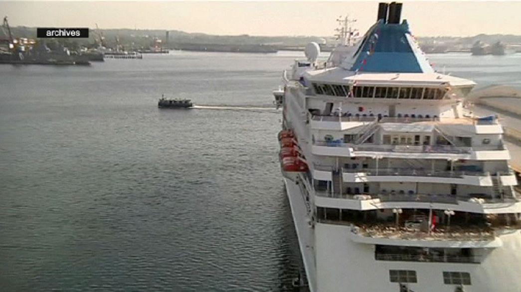 """""""Luz verde"""" às ligações de """"ferry"""" entre EUA e Cuba"""