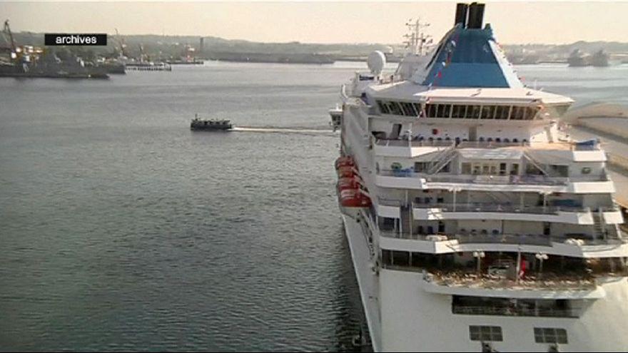 أول خط بحري لنقل الركاب بين كوبا والولايات المتحدة منذ عقود