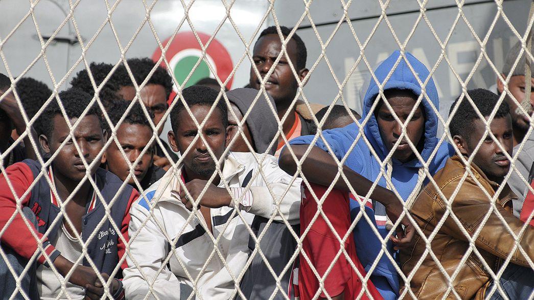 Méditerranée : plus de 6 000 migrants secourus en une semaine