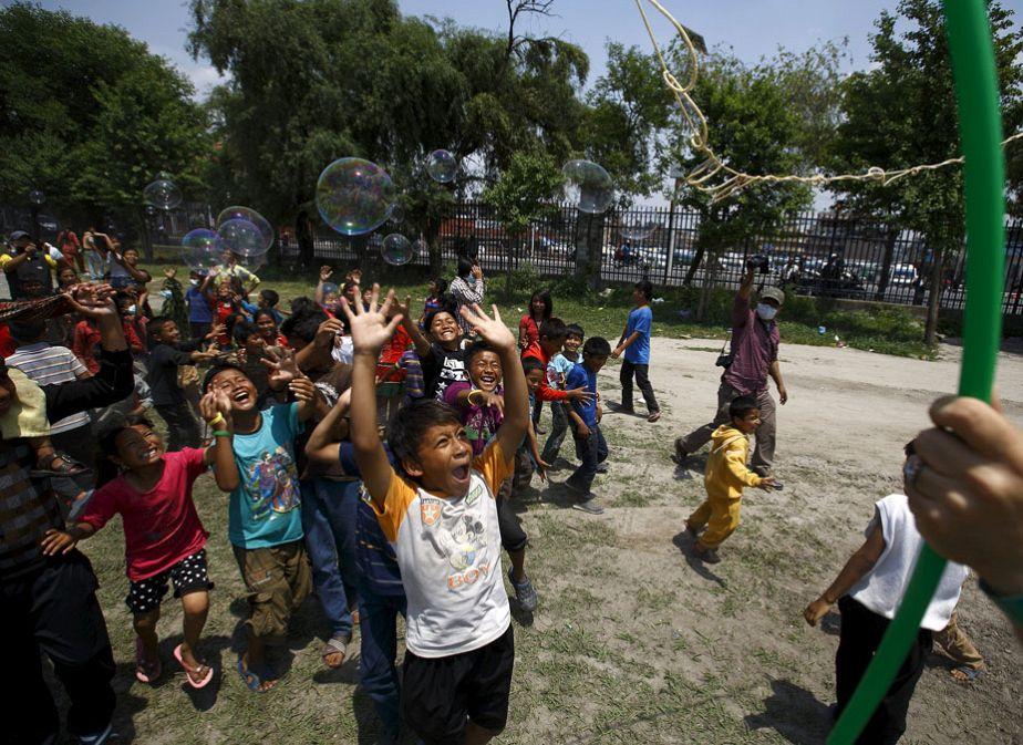 Traiter les traumas au Népal