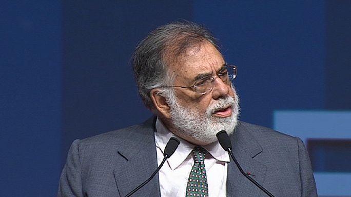 Francis Ford Coppola, lauréat du prix des Arts Princesse des Asturies