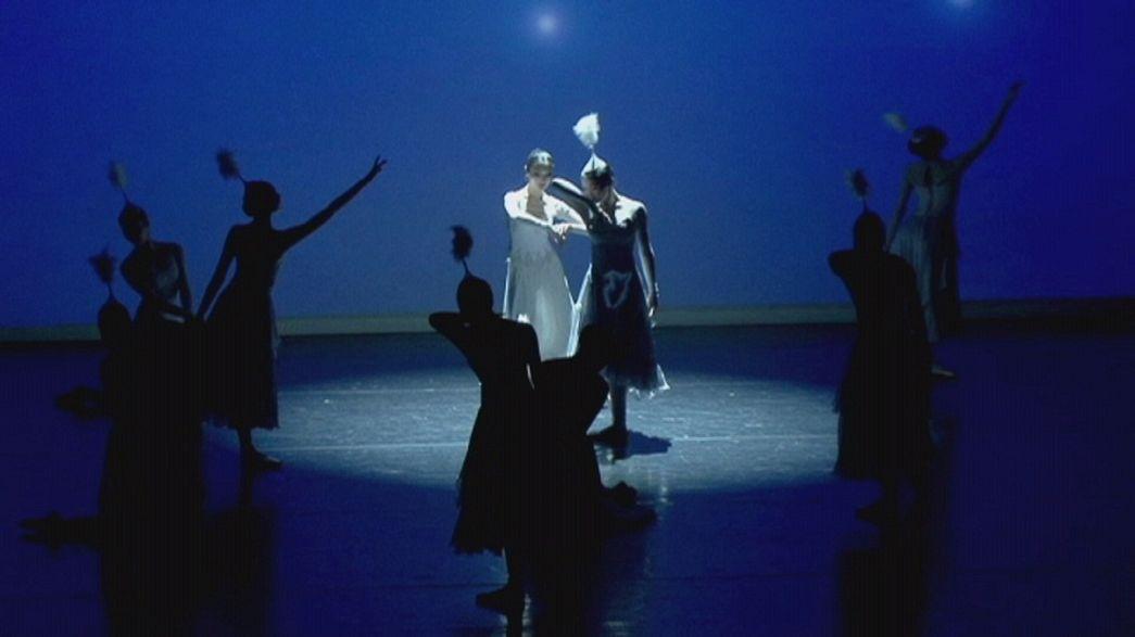 Budapesten is fellépett az Asztana Balett