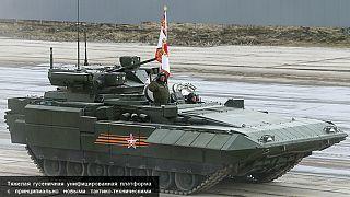 """""""Armata Tank"""", svelati i segreti della fuoriserie russa dei carri armati"""