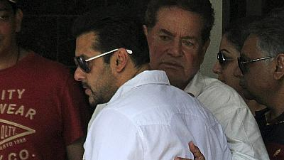 Bollywood star Salman Khan sentenced to five years jail
