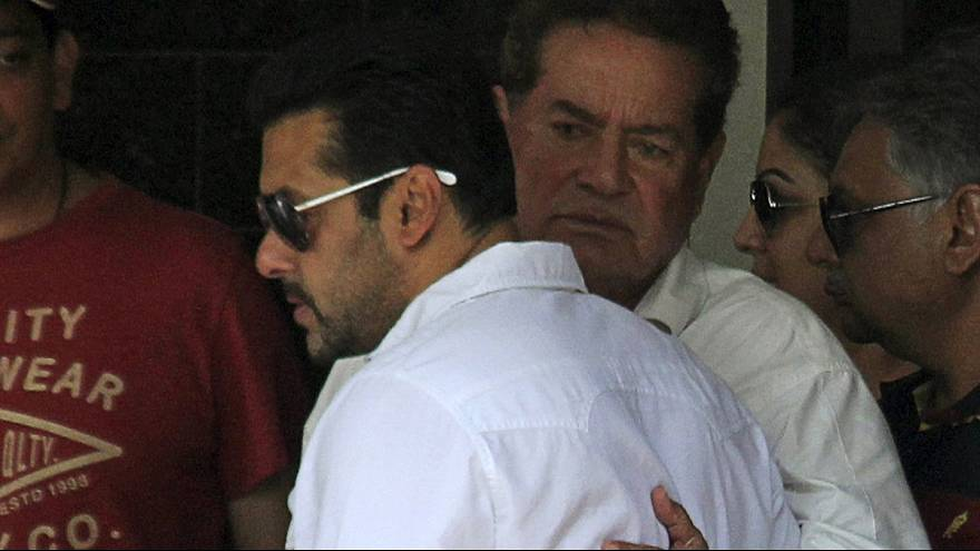 Bollywood star Salman Khan sentenced to five years jail